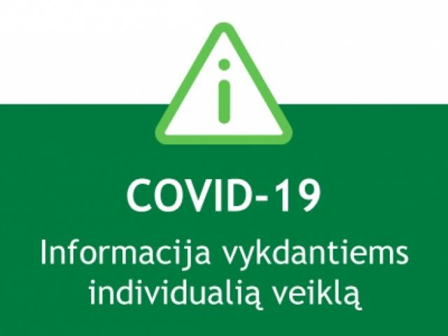 Subsidijos savarankiškai dirbantiems: VMI atsako į klausimus